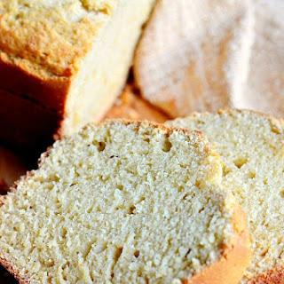 Vanilla Bean Eggnog Bread