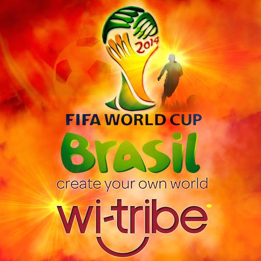 wi-tribe WorldCup Predictor LOGO-APP點子