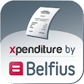 Xpenditure by Belfius icon
