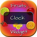 Fruit Clock Widget