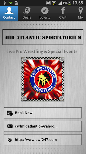 Mid Atlantic Sportatorium