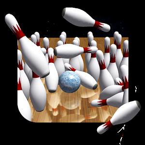Galaxy Bowling 3D by Jason Allen v8.35