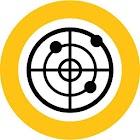 Norton Snap qr code reader icon
