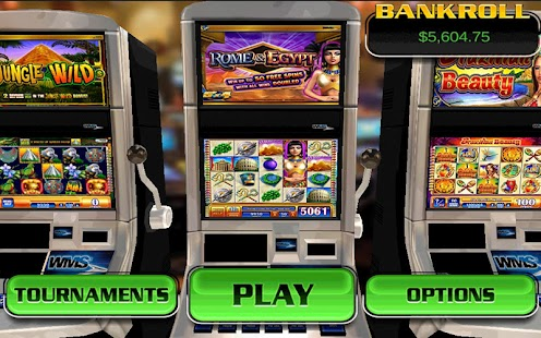 Rome and Egypt HD Slot Machine - screenshot thumbnail