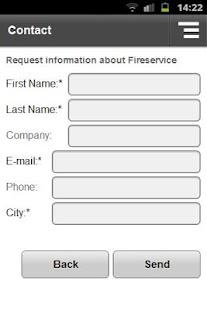 Fireservice- screenshot thumbnail