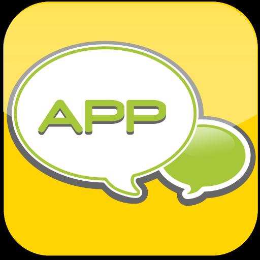 アップトーク 【アプリコミュニティ 】 社交 App LOGO-硬是要APP