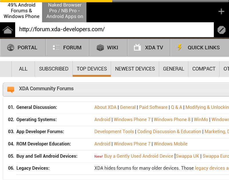 Naked Browser Pro / NB Pro v1.0 build 36 8 TorrentApkNew