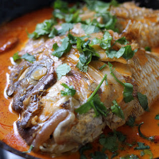Fish Head Curry.