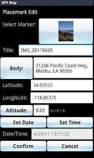 GPS Map Pro- screenshot thumbnail