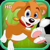Paw Puppy on Soccer Patrol