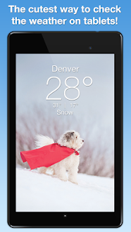 Weather Puppy Gratis