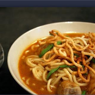 Chiang Mai Curry Noodles (Thai) Recipe