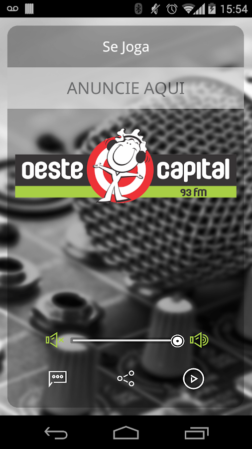 Oeste Capital- screenshot