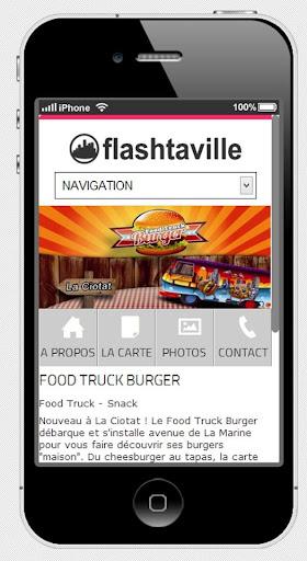 FoodTruck Burger La ciotat