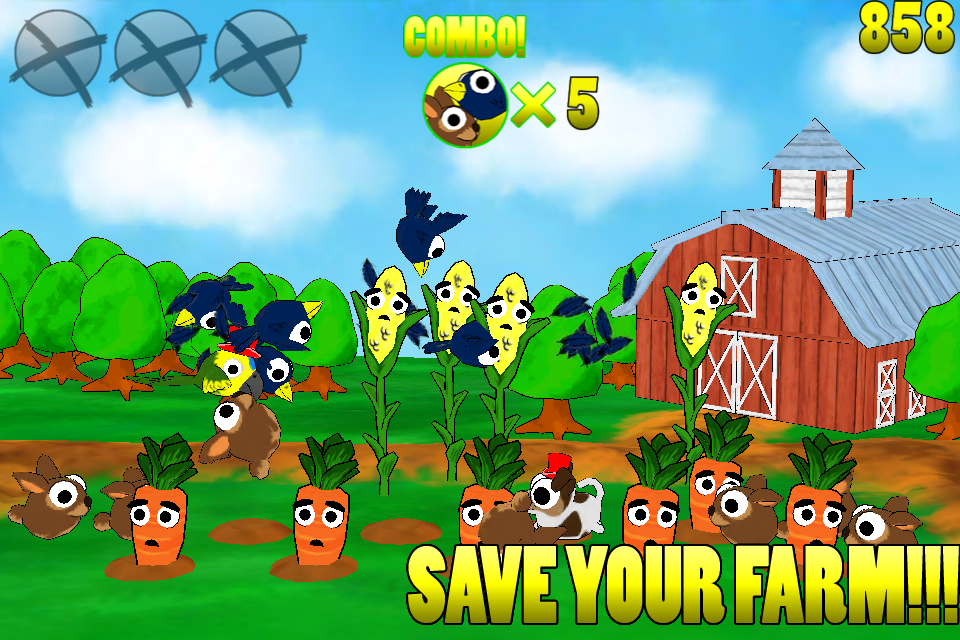 Farm Hero!- screenshot