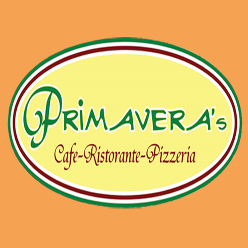 Primavera's Cafe LOGO-APP點子