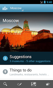 Moscow Travel Guide- screenshot thumbnail