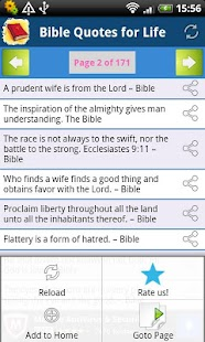 Bible Quotes for Life - screenshot thumbnail