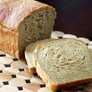 Honey Molasses Wheat Bread
