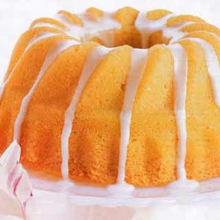 Lemon-Ginger Pound Cake