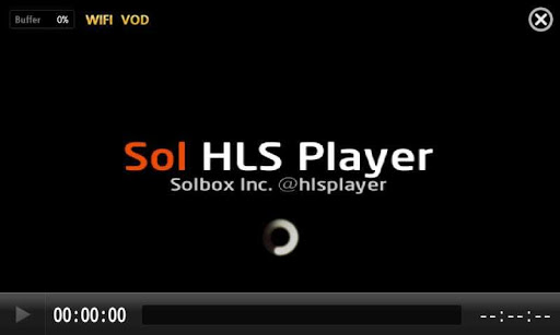 SB HLS Player