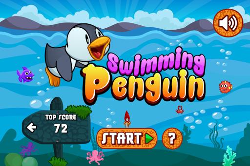 Racing Penguin Jetpack Wings 2