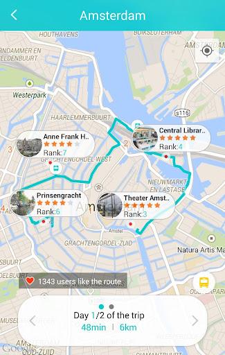 【免費旅遊App】Plan a trip- Free trip advisor-APP點子