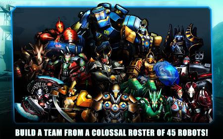 Ultimate Robot Fighting 1.0.79 screenshot 18075