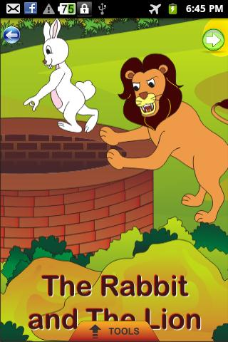 The Rabbit and the Lion