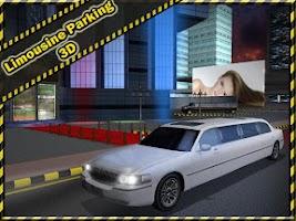 Screenshot of Limousine Parking 3D