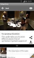 Screenshot of OnSpotStory