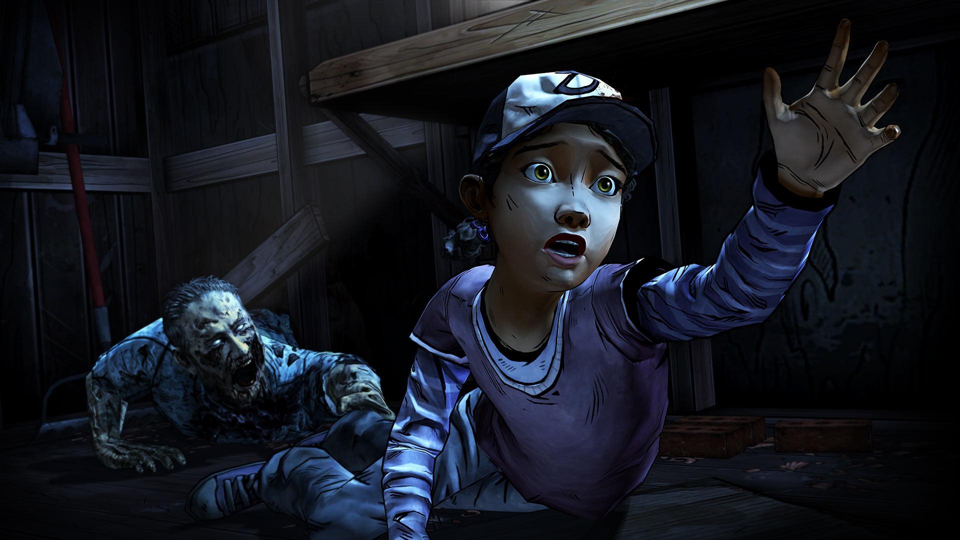 The Walking Dead: Season Two screenshot #10