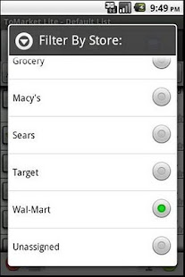 ToMarket Grocery Shopping Free - screenshot thumbnail