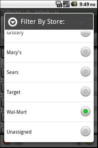 ToMarket Grocery Shopping Free - screenshot