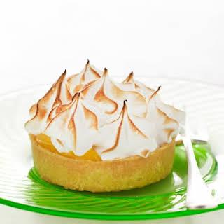 Lemon-Meringue Tartlets.