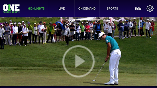Watch ONE World Sports- screenshot thumbnail