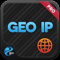 Geo IP Pro+ icon