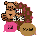 MountainBear/GO SMS THEME icon
