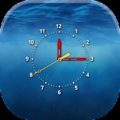 7Seven Clock Live Wallpaper