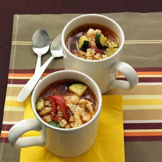 Quick Vegetable Soup.