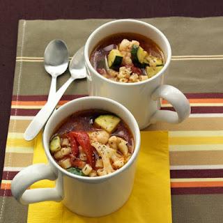 Quick Vegetable Soup.
