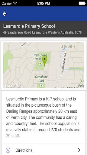 【免費教育App】Lesmurdie Primary School-APP點子
