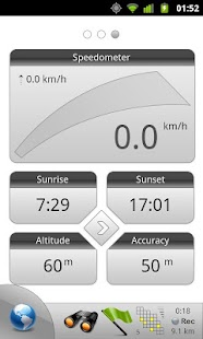 Maverick: GPS Navigation- screenshot thumbnail