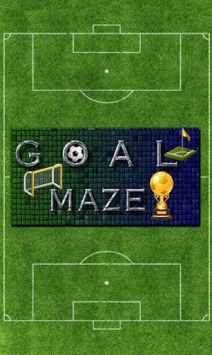 Goal Maze - Maze kids