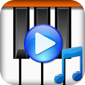 Piano songs to relax icon