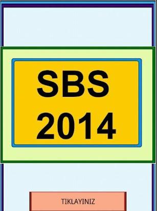 TEOG SBS 2014 REHBERİ screenshot for Android