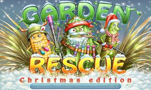 Garden Rescue Christmas- screenshot thumbnail