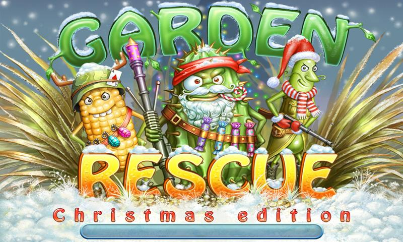 Garden Rescue Christmas- screenshot