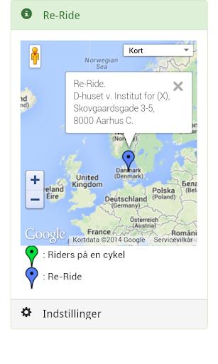 【免費交通運輸App】Re-Ride-APP點子