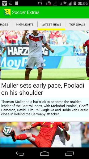 Soccer Extras